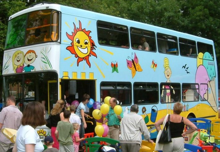 Buffy Bus – Tuesday 24th July