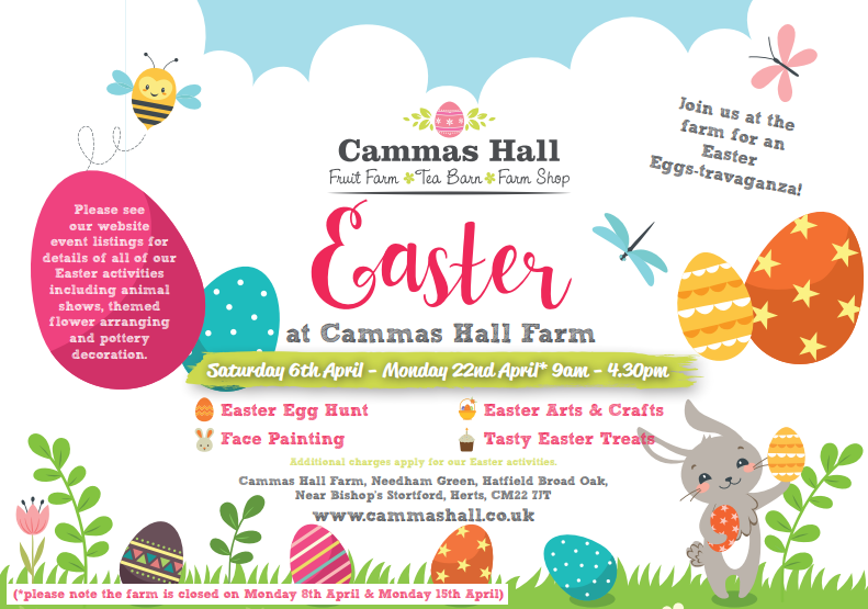 Easter at Cammas Hall