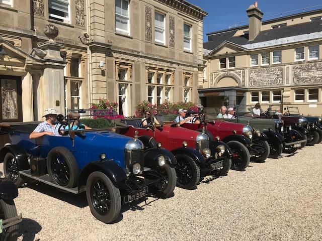 The Bullnose Morris Club/Black Cat Rally Visit