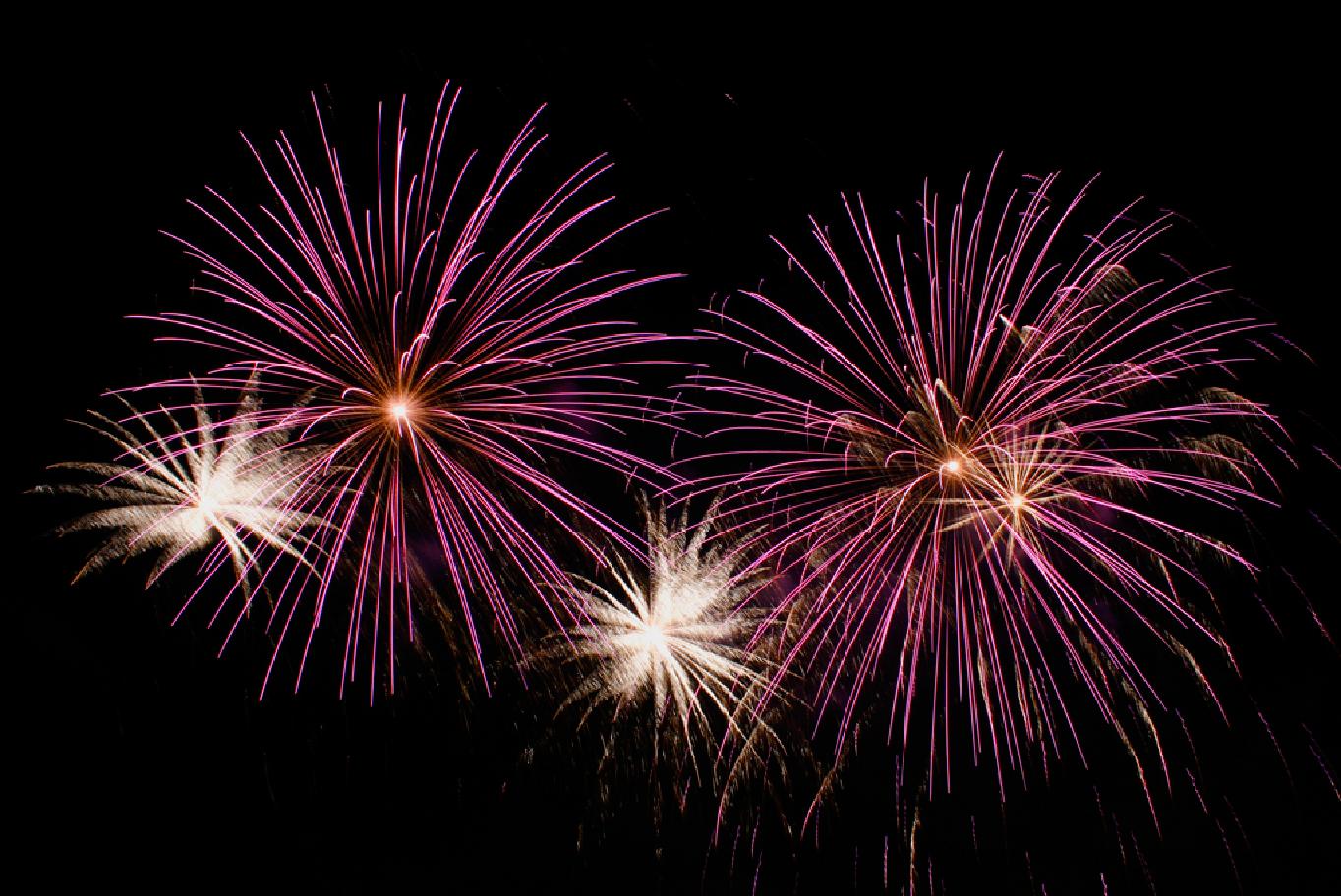 Fireworks Display and Bonfire at Cammas Hall Farm