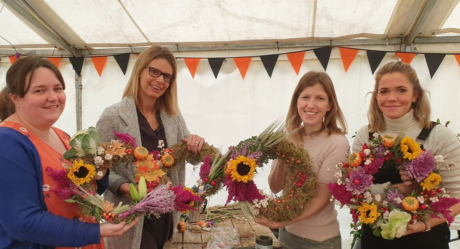 Autumn Wreath Workshop