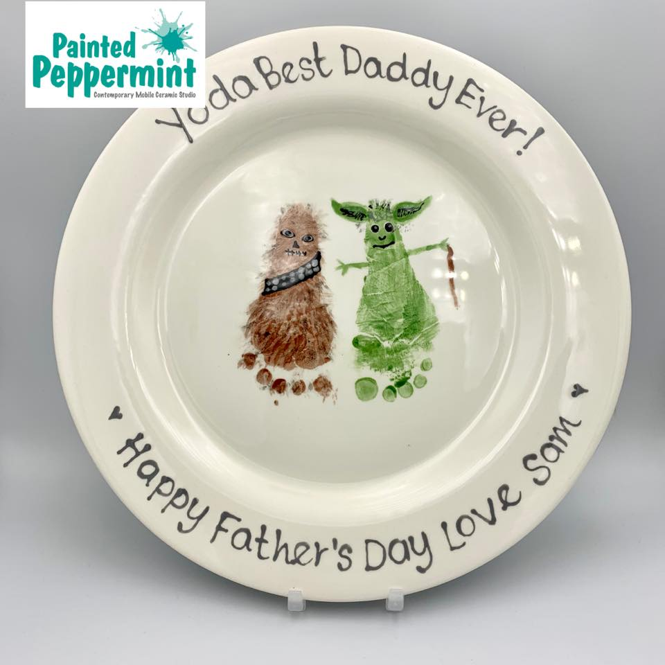 Painted Peppermint Father's Day Gifts