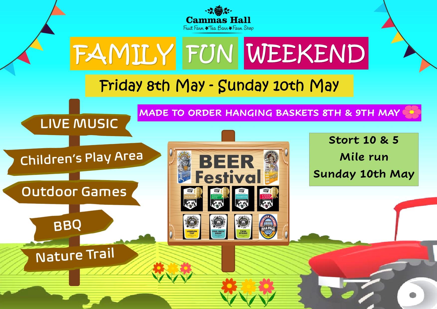 Family Fun Weekend