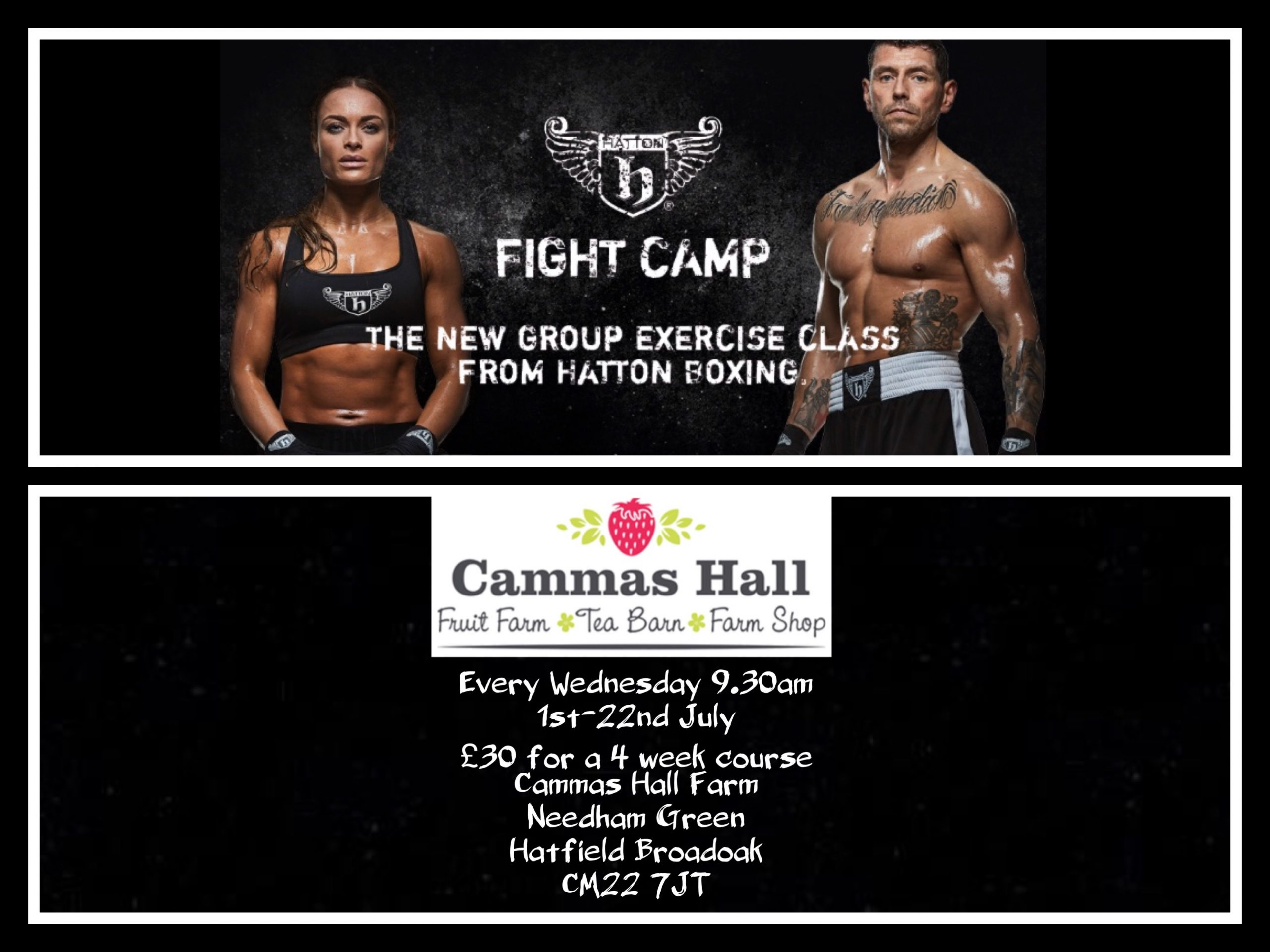 Fight Camp - Hatton Boxing Fitness Class