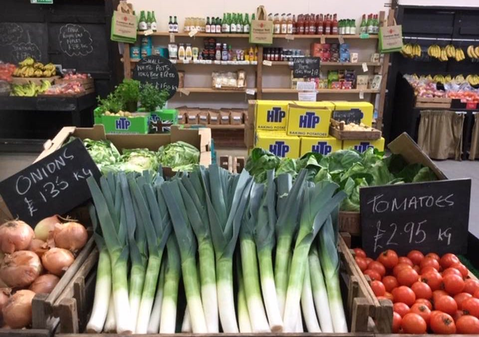 Farm Shop Open from Wednesday to Sunday this week from 9am to 2pm