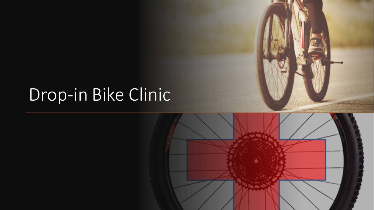 Drop-in Bike Clinic at Cammas Hall Farm