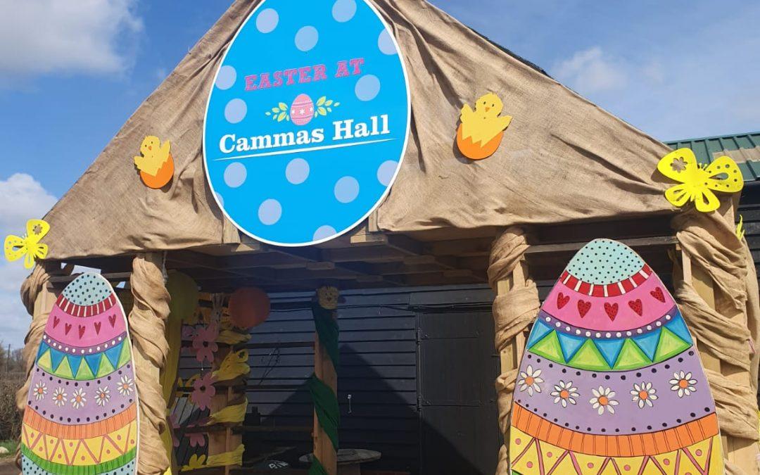 Easter at Cammas Hall Farm