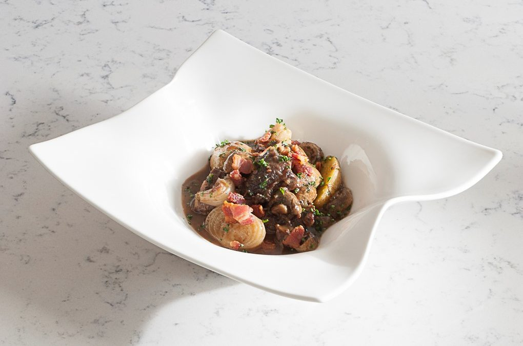 Make Easter extra special:  Navarin of Lamb is on the menu for this Saturday's Rosemary Schrager cook along