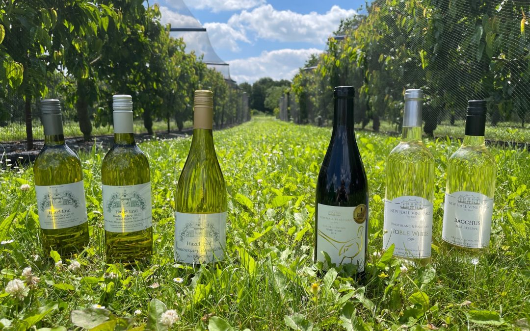 It's English Wine Week!